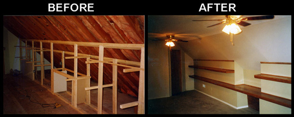 before after examples harville home improvement llc
